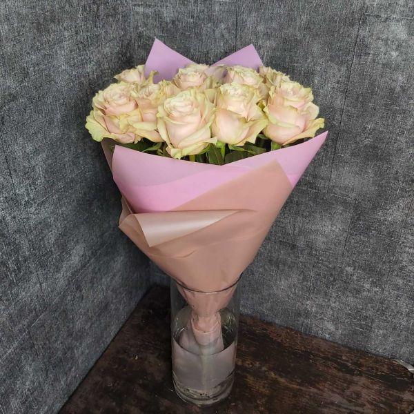 Роза PINK MONDIAL Эквадор