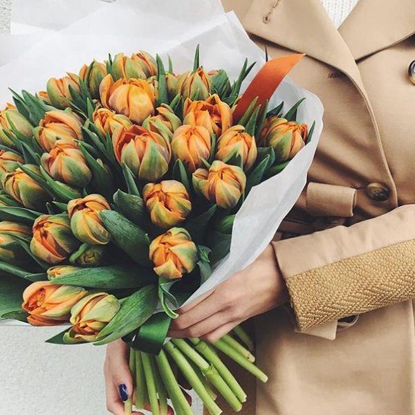 """Букет тюльпанов """"Юпитер"""""""