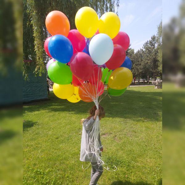 31 гелиевый шарик