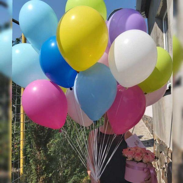 Доставка цветов и воздушных шаров