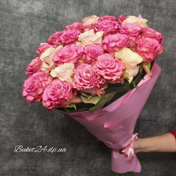 Премиум букет роз