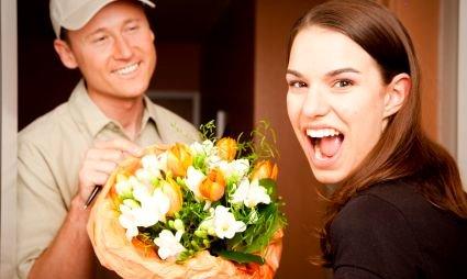 Для цветы с доставкой курьера букеты